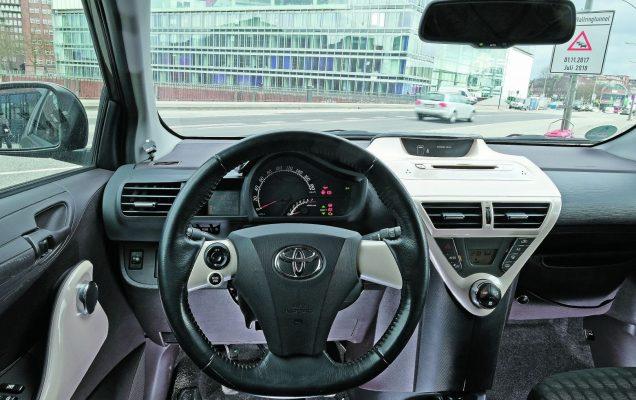 Toyota IQ de la 4500 de euro: Tentație inteligentă?