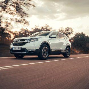 Honda CR-V Hybrid prețuri in Romania 24
