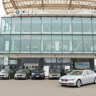 flotă de mașini BMW