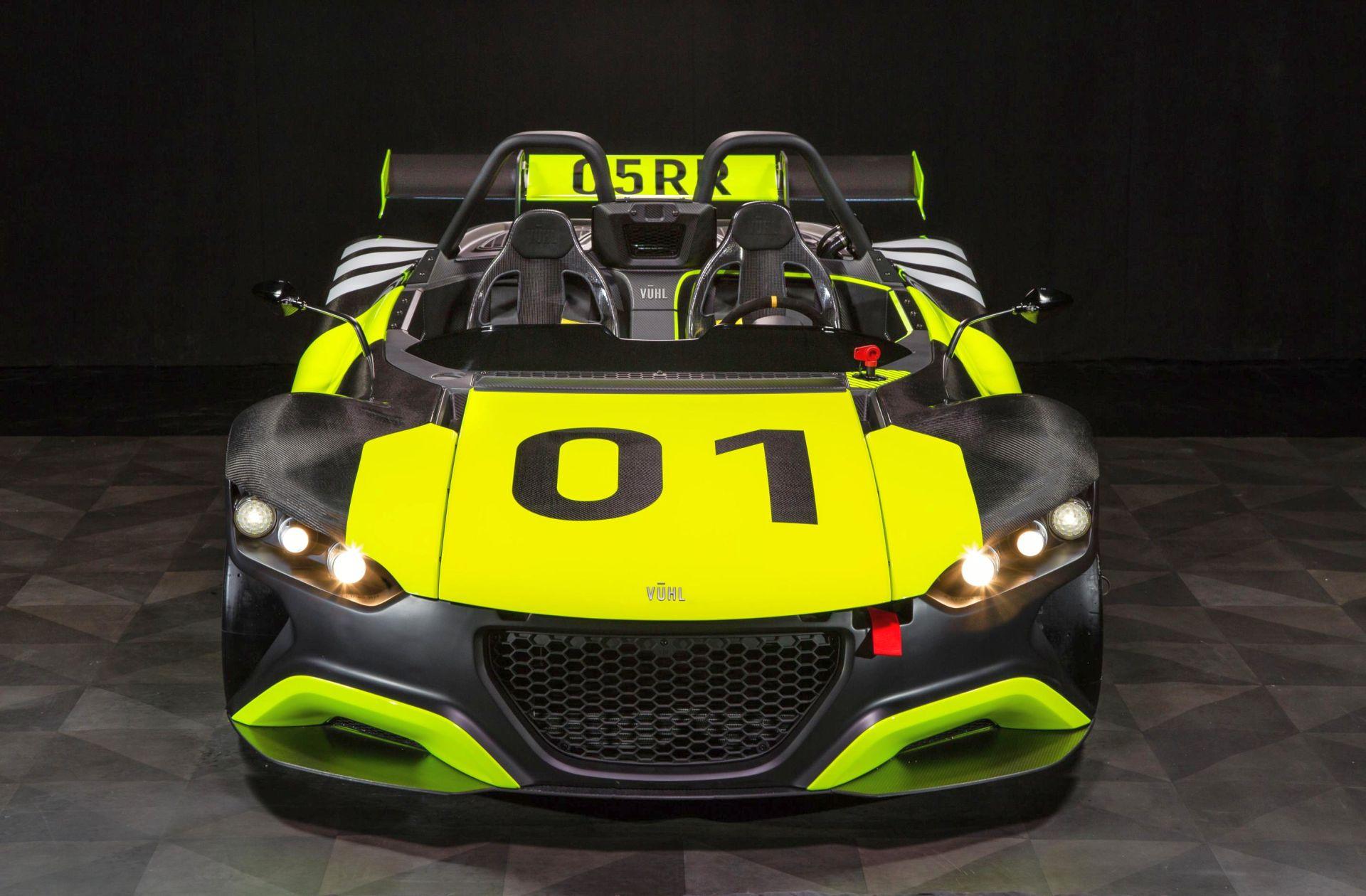 Vuhl 05RR a debutat la Cursa Campionilor | Știri | AUTO BILD