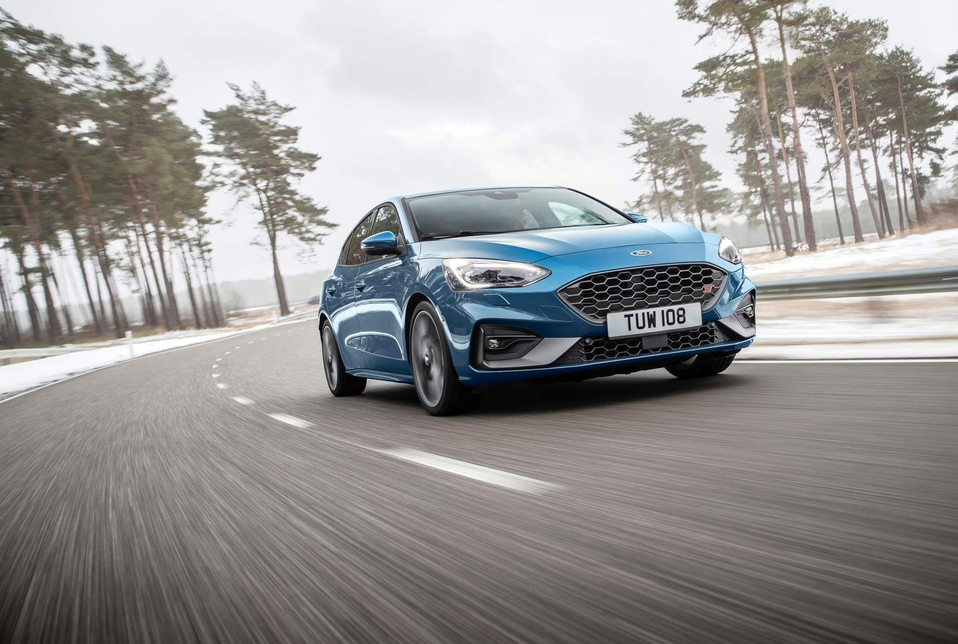 Ford focus st debutează oficial iată specificațiile și fotografiile