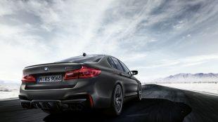 BMW M5 Edition 35 Years - doar pentru colecţionari