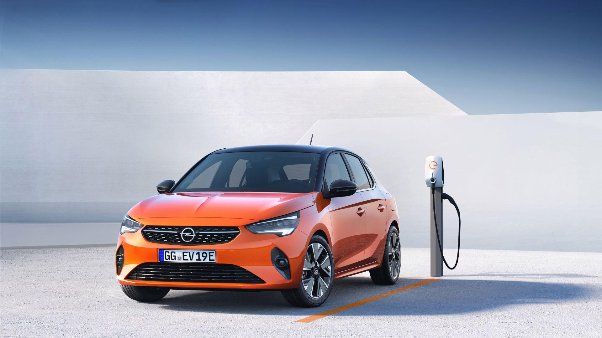 Noul Opel Corsa - pariu electric!