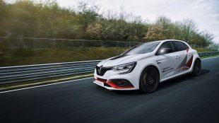 Renault Megane R.S. TROPHY-R stabileşte un nou record pe Nürburgring