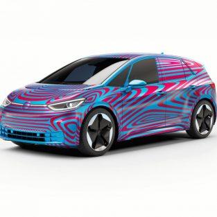 Volkswagen ID oficial electric 1