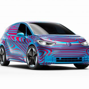 Volkswagen ID.3 oficial electric 1
