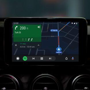 Android Auto actualizare