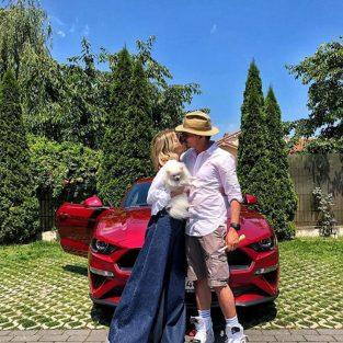 Mașină de zeci de mii de euro pentru Lidia Buble de ziua ei: 'Sunt în stare de șoc'