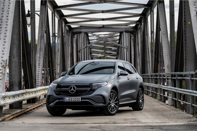 Mercedes-Benz EQC - preţuri în România