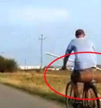 Atenție la bicicliști! Unii transportă bombe pe drumurile din România