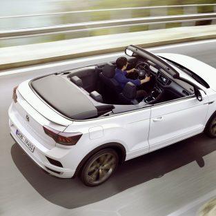 Volkswagen T-Roc Cabriolet - informaţii şi fotografii oficiale