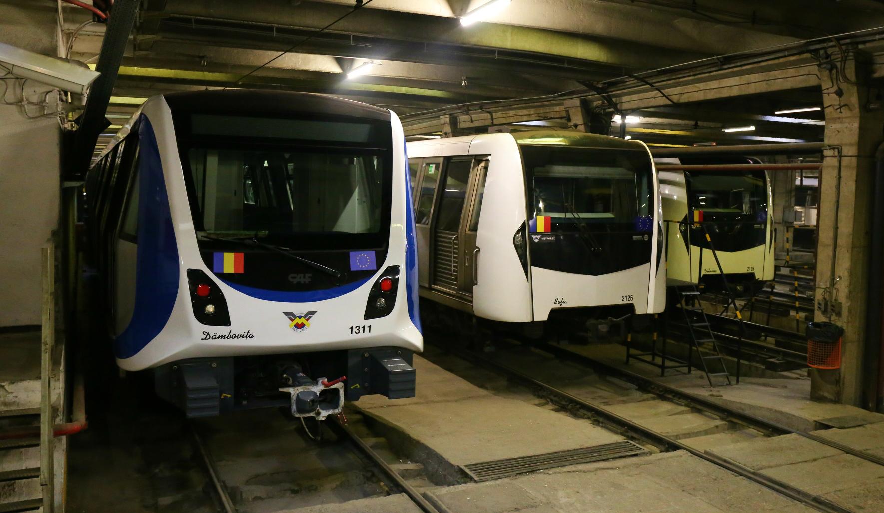 Metrorex ar putea lansa în februarie licitaţia...  |Metrou Drumul Taberei