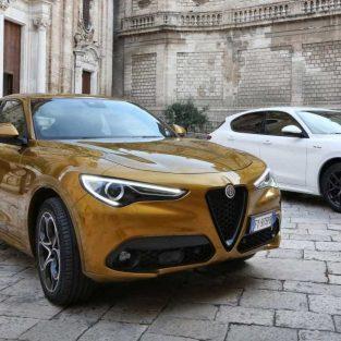Alfa Romeo Giulia și Stelvio facelift