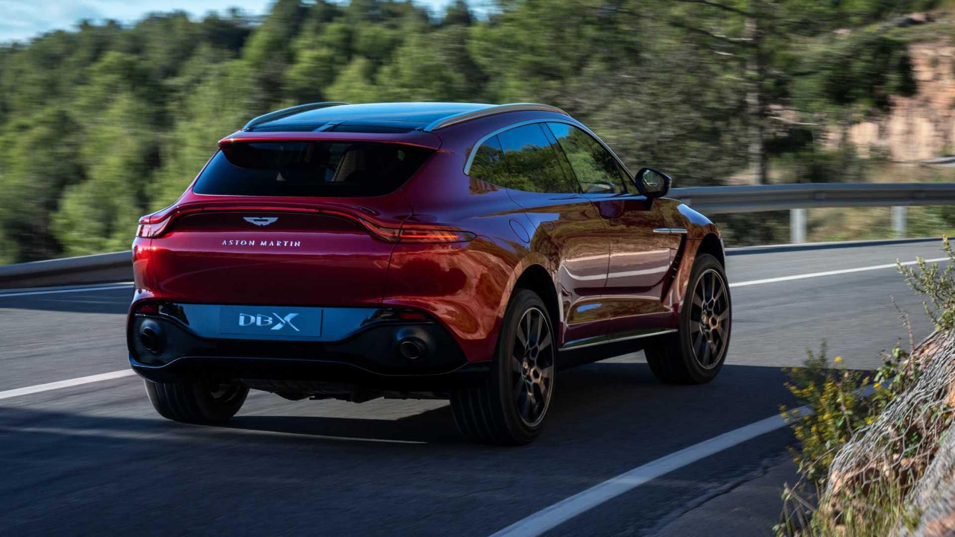 Aston Martin DBX: debut oficial al primului SUV din istoria producătorului britanic