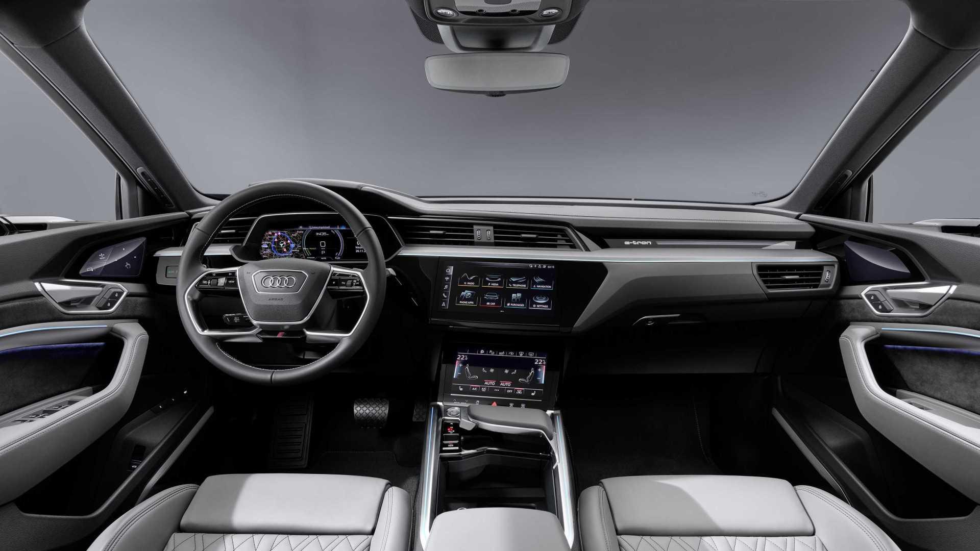 Audi își extinde gama de oferte electrice cu e-tron Sporback
