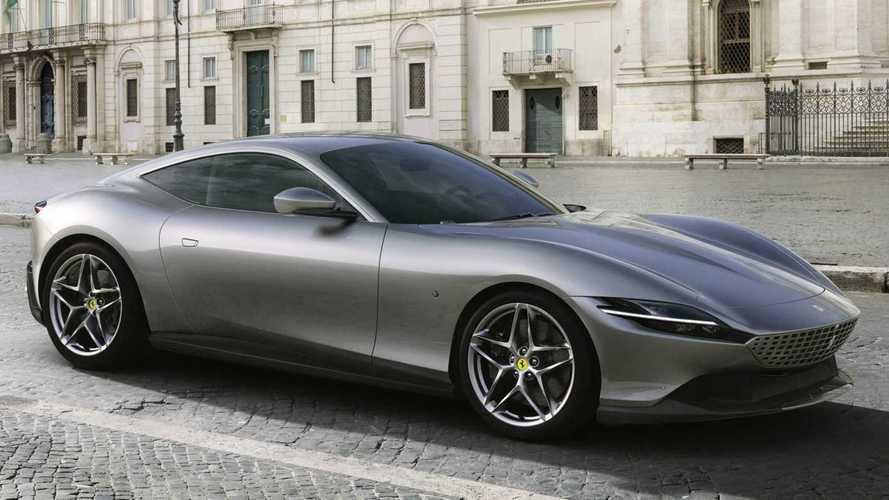 Acesta este noul Ferrari Roma