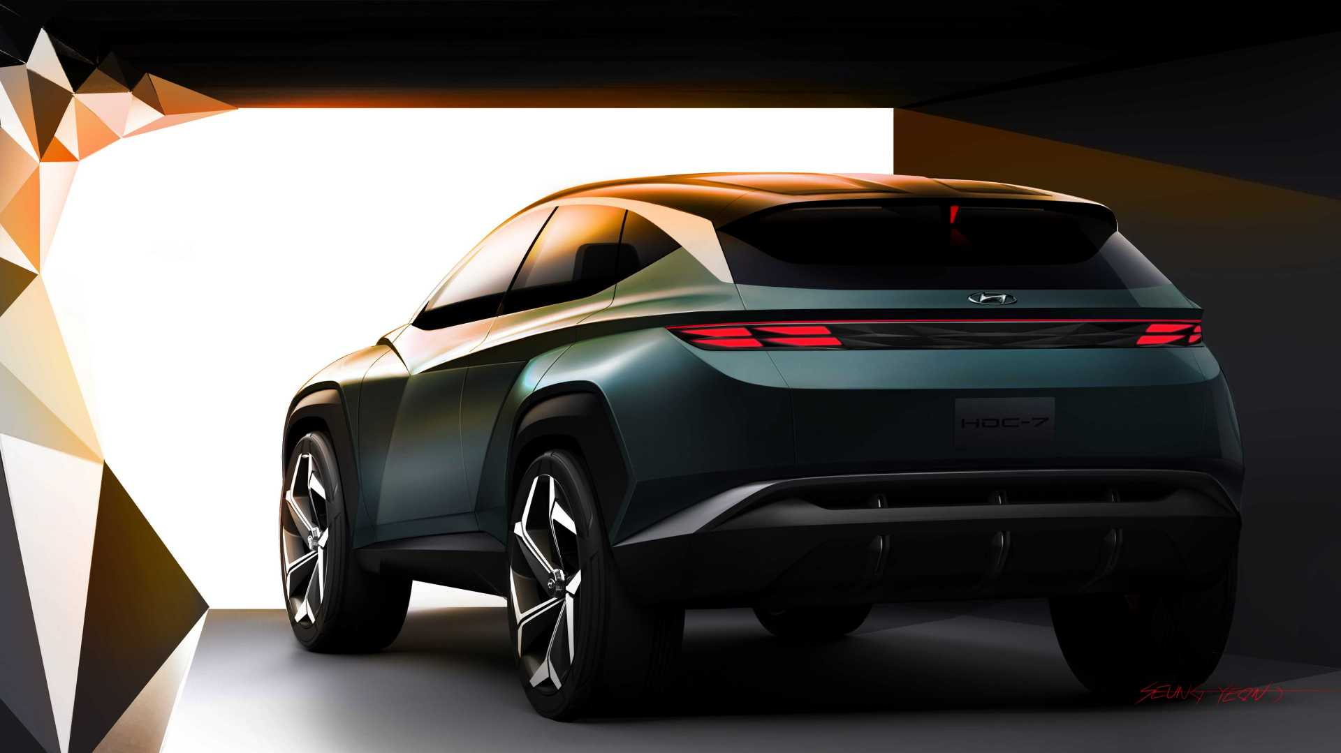 Nu știm cum se va materializa Hyundai Vision T Concept, dar deja ne place
