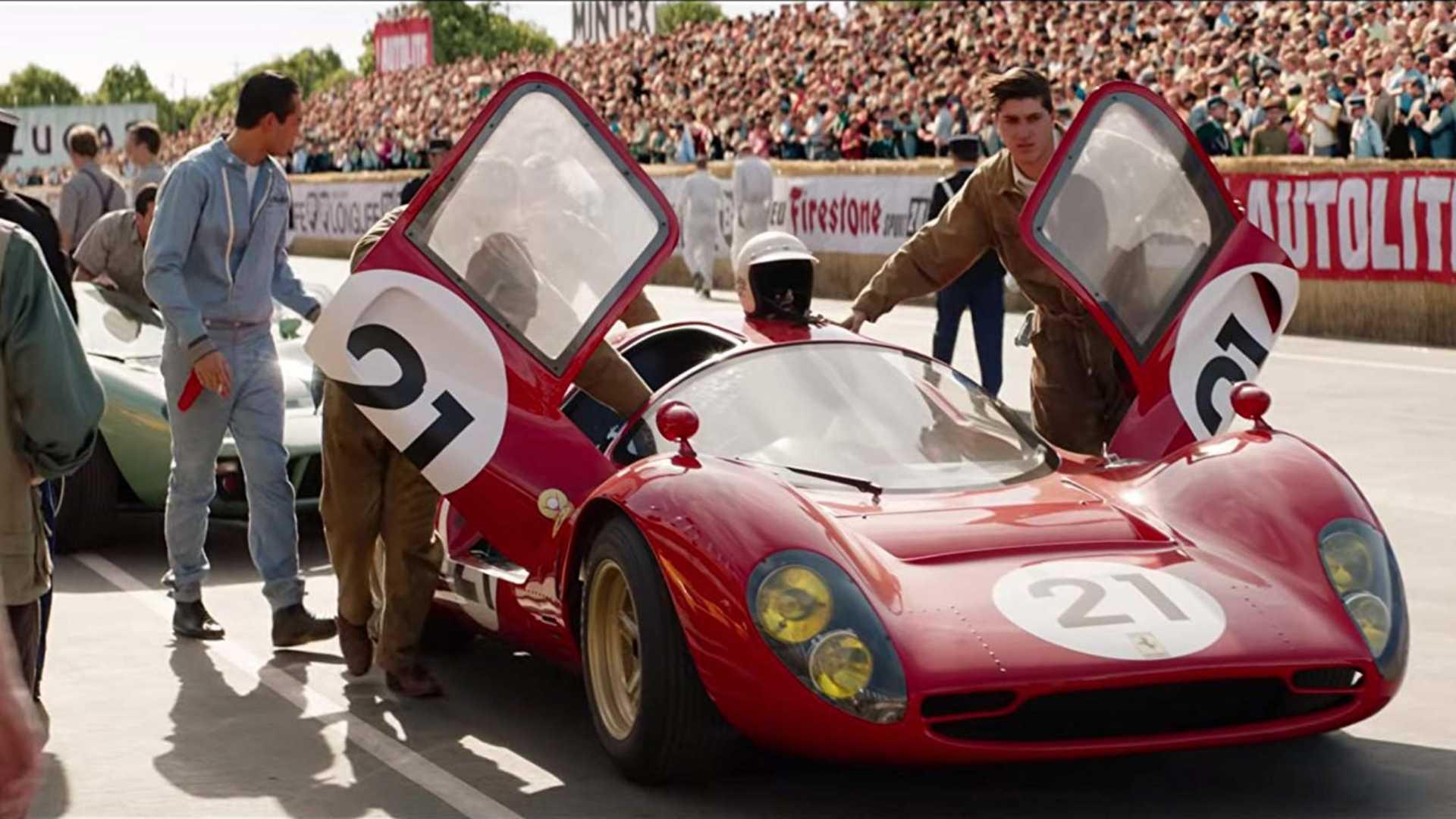 Film Le Mans 66 Ford v Ferrari