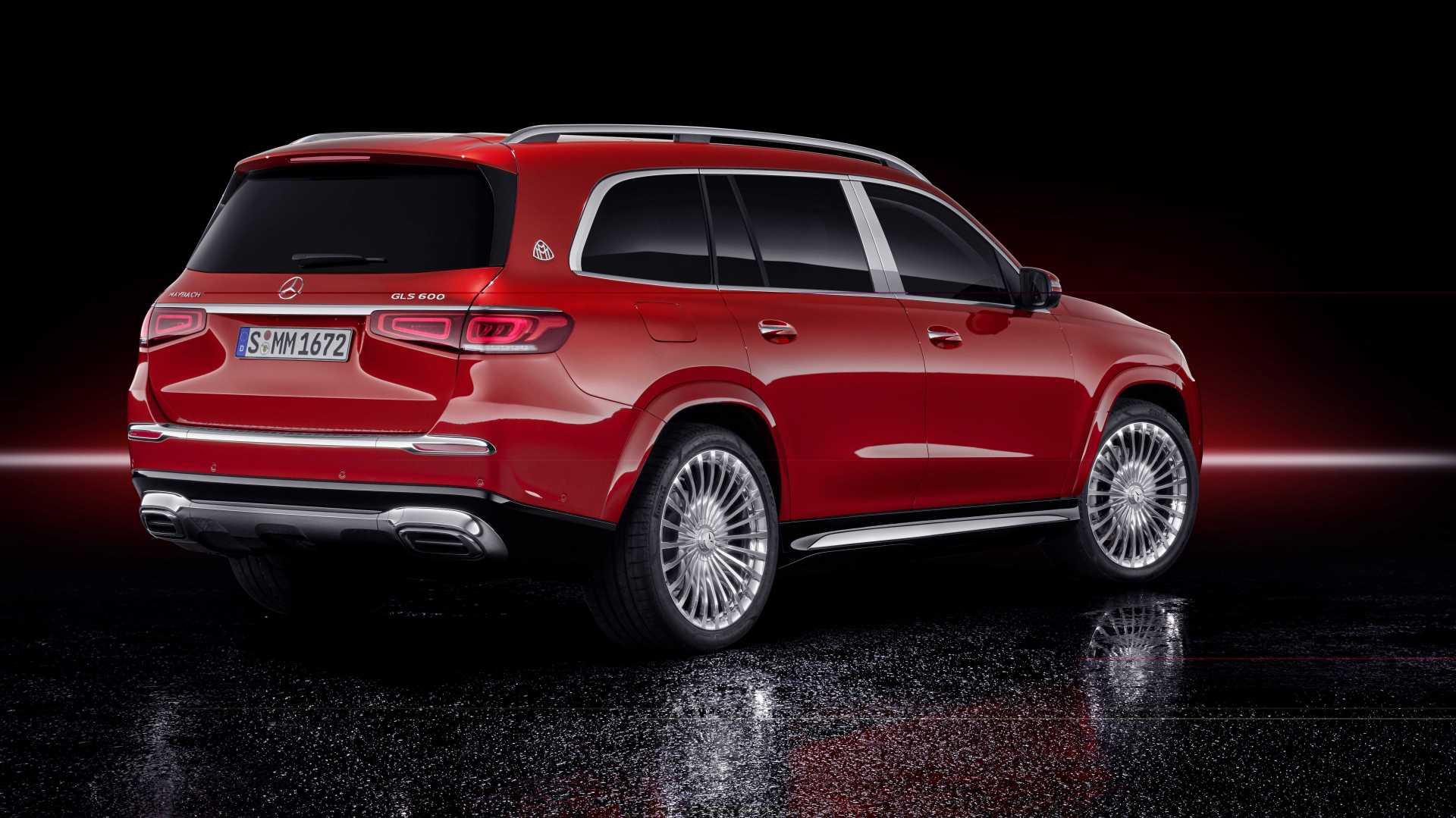 Mercedes-Maybach GLS arată ca un rival serios pentru Rolls-Royce Cullinan și Bentley Bentayga