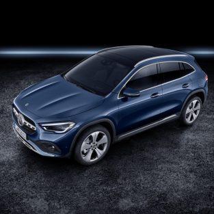 Mercedes-Benz GLA – prezentare