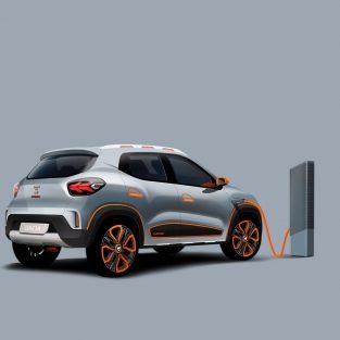 Iată primul model electric de la Dacia