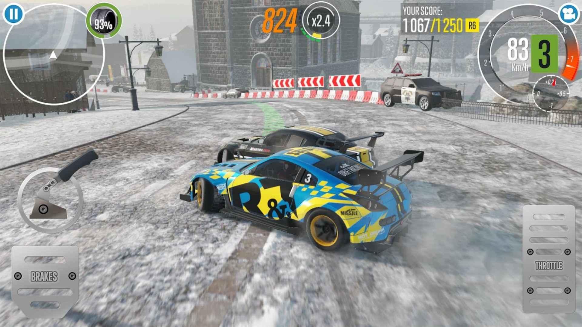 carx drift racing 2 jocuri mobil