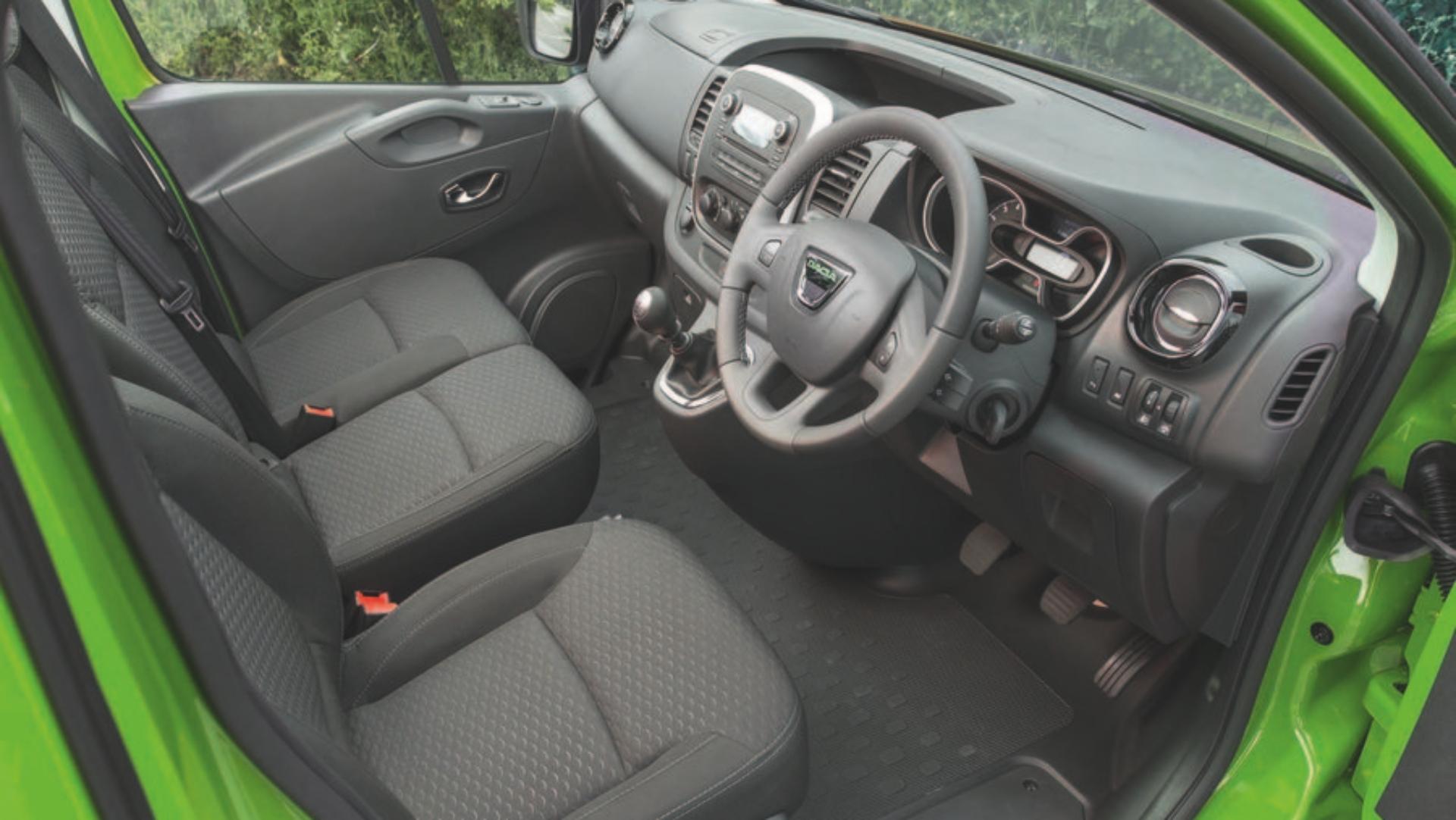 Dacia Sandman van — randare Autocar