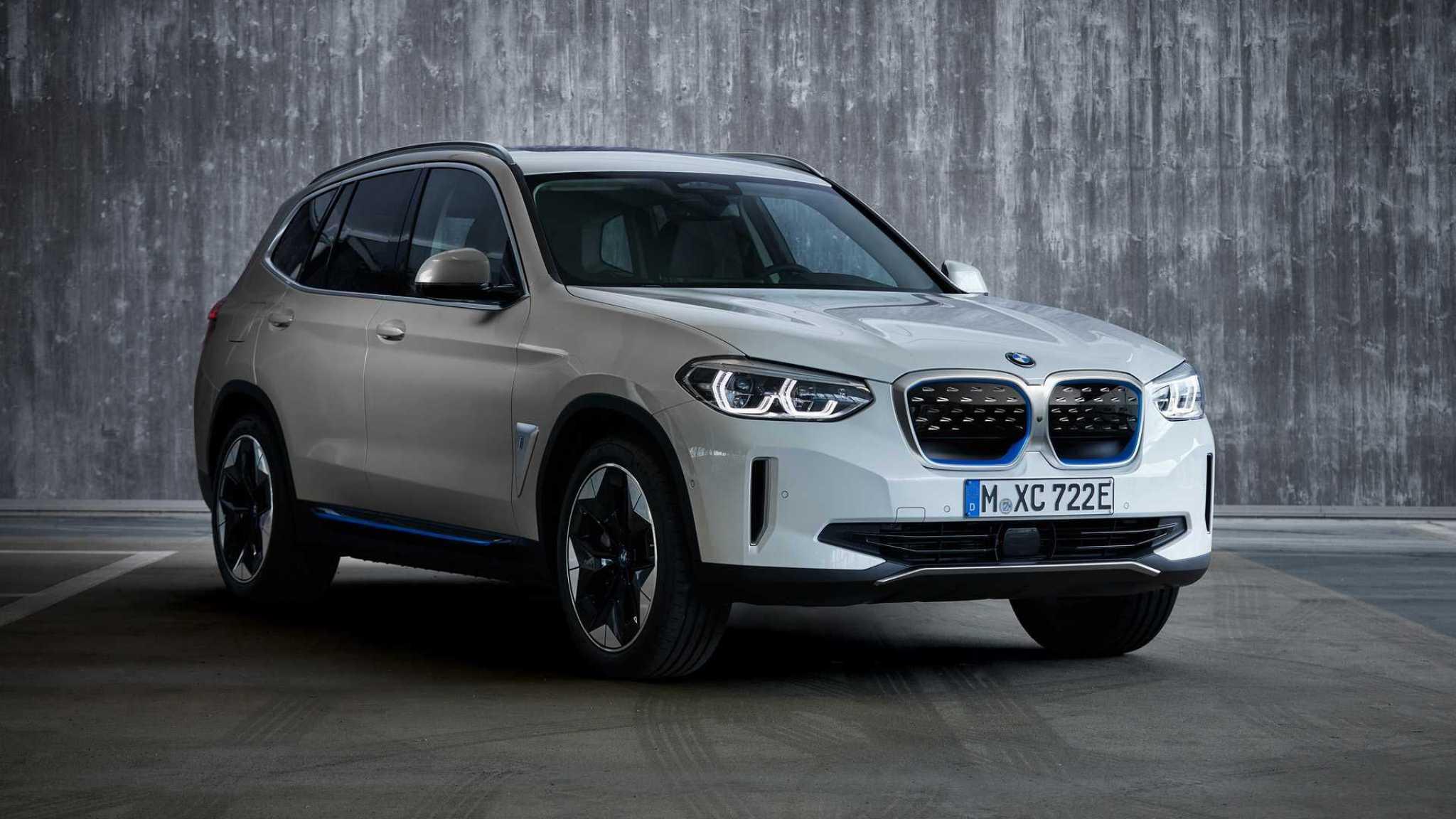 BMW iX3, primul SUV electric al bavarezilor, are 286 CP și autonomie de 460 km