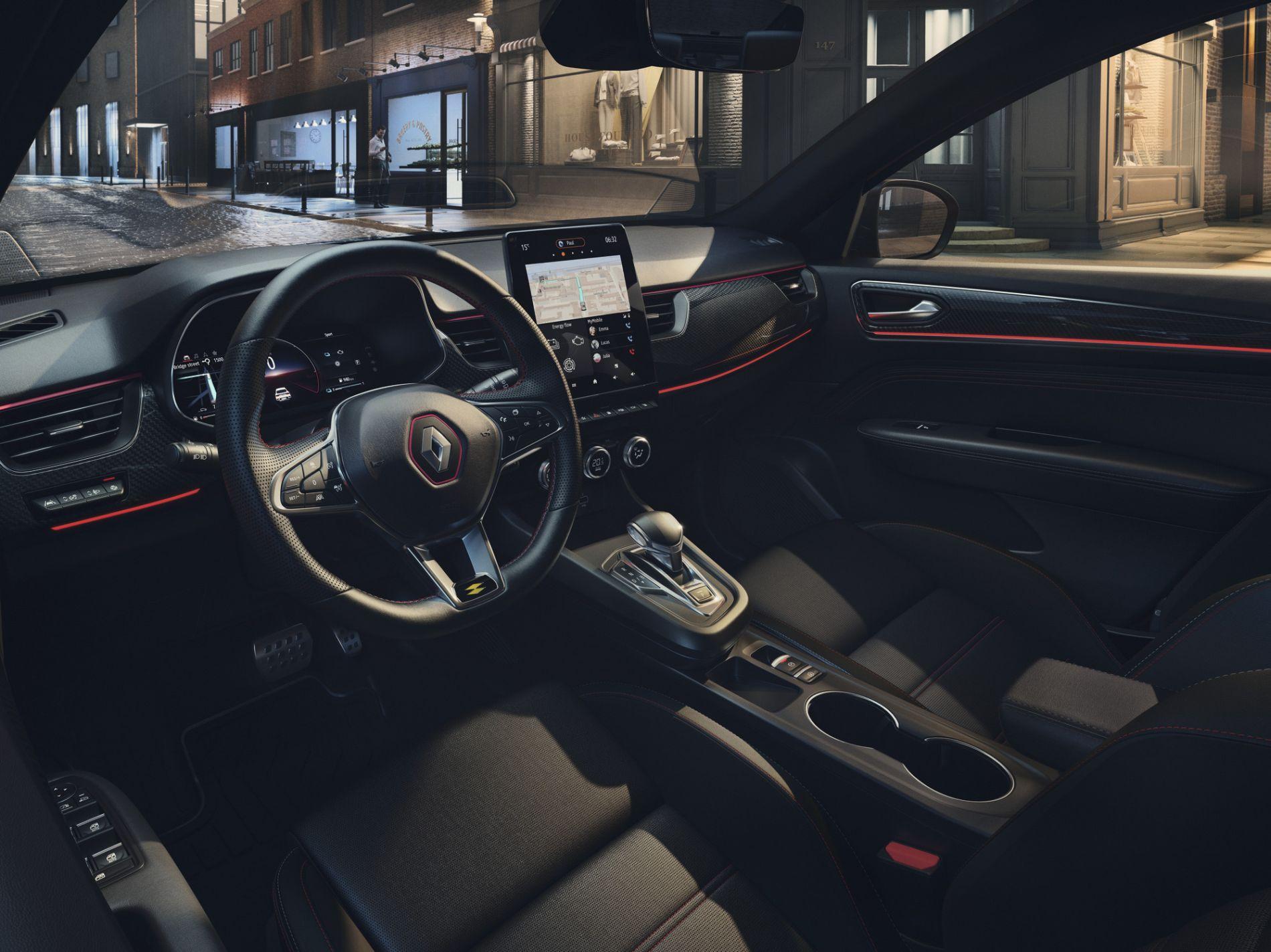 Noul Renault Arkana va fi disponibil de anul viitor pe piața europeană