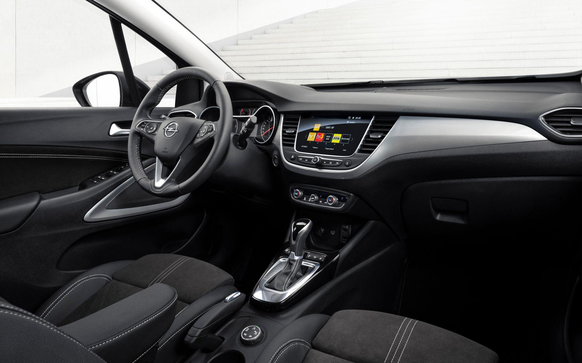 Opel Crossland facelift - primele informații
