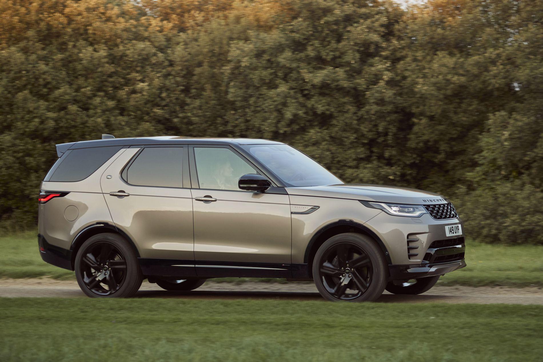 Land Rover Discovery facelift - design exterior îmbunătățit și motoare cu tehnologie MHEV