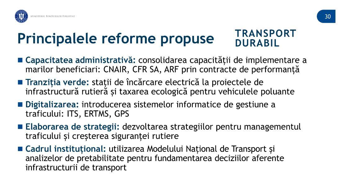 Planul Național de Redresare și Reziliență (PNRR), prezentat publicului înainte de alegeri, conține și o referire la introducerea unei taxe de poluare pentru autovehicule.
