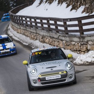 Vitesco Technologies MINI Electric Racing MIMI 37