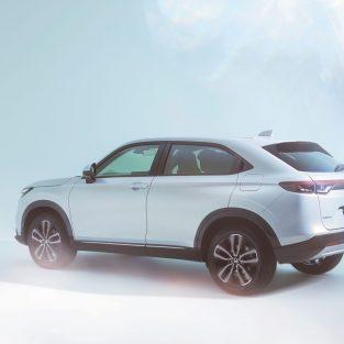 Noua generație Honda HR-V e:HEV 2021