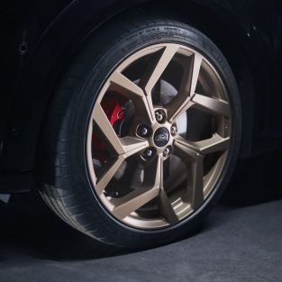 2021 Ford Puma ST Gold Edition