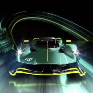 2022 Aston Martin Valkyrie AMR Pro 1