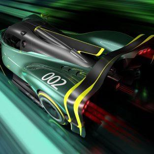 2022 Aston Martin Valkyrie AMR Pro