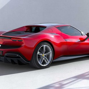 Ferrari 296 GTB