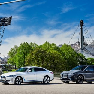 BMW iX și BMW i4