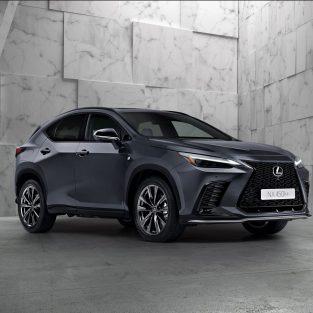 Lexus NX a primit o nouă generație