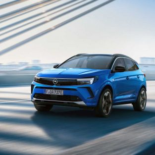 Opel Grandland facelift
