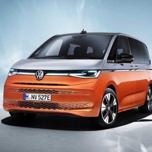 Volkswagen Multivan 2021 MQB