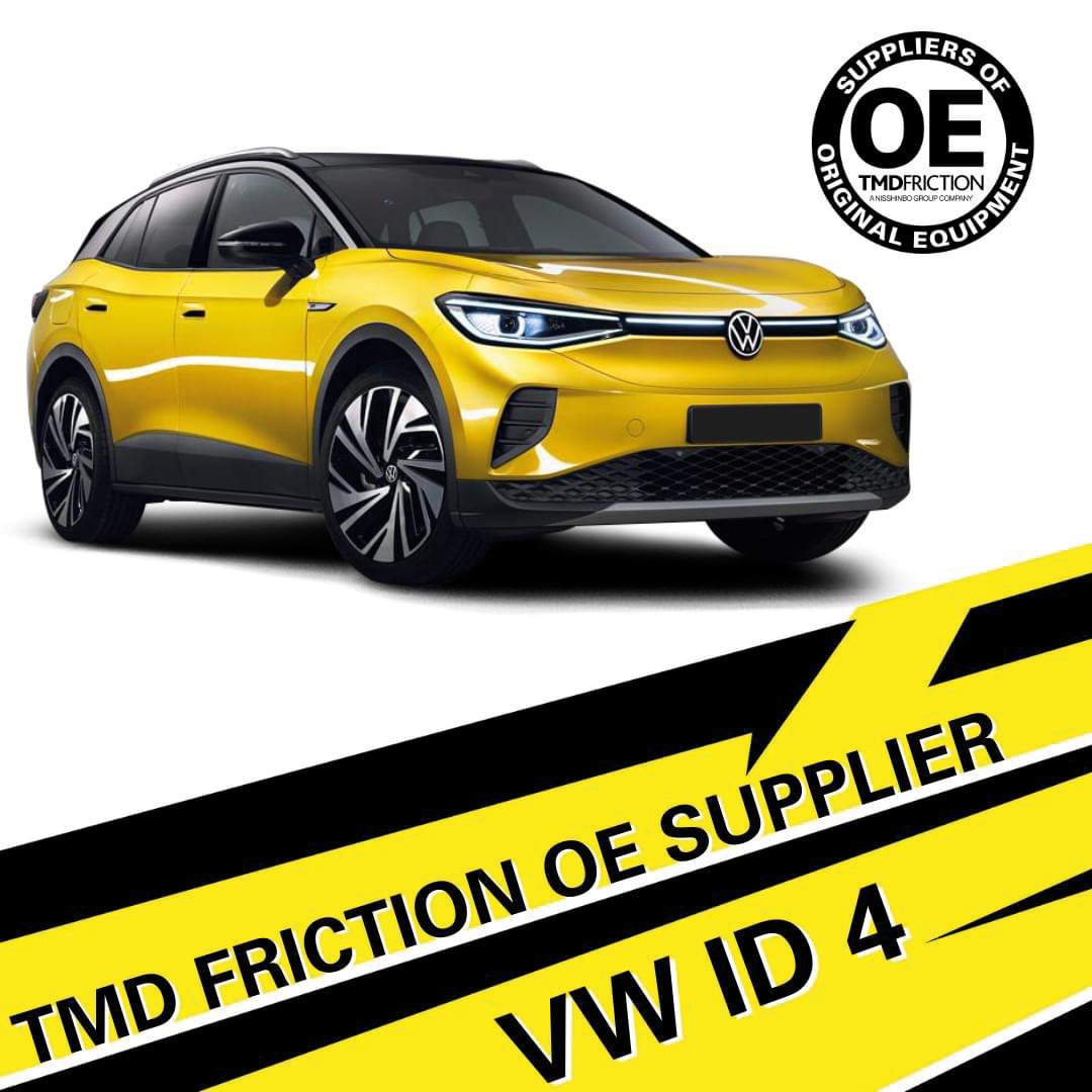 TMD FRICTION oe supplier VW ID 4